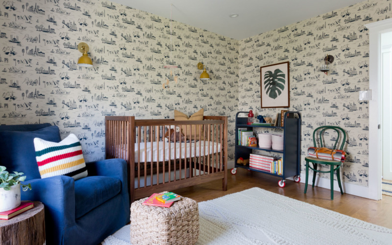 10 keys to decorate a baby's room