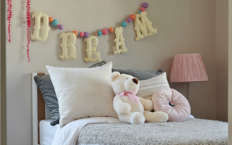The art of decorating a baby's room