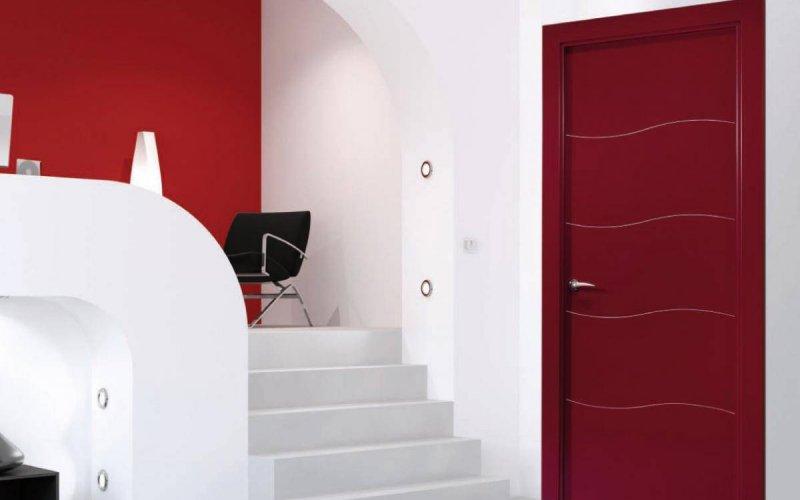 the Interior doors