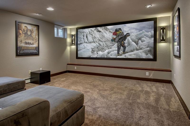 basement design ideas