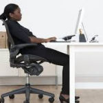 The Home office chair is important.